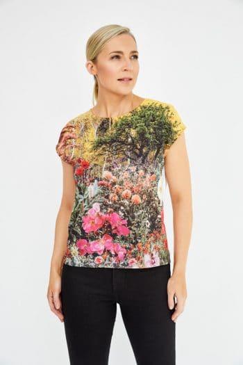 Paul Smith floral t-shirt