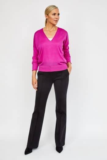 Dorothee Schumacher V-Neck Sweater
